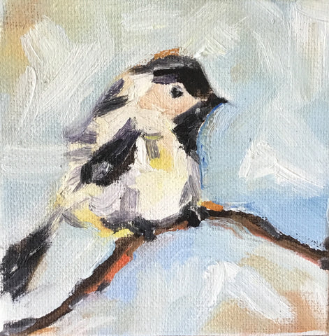 Little Chickadee - Susie Elder