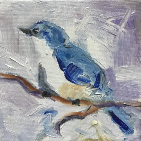 New Bluebird- Susie Elder