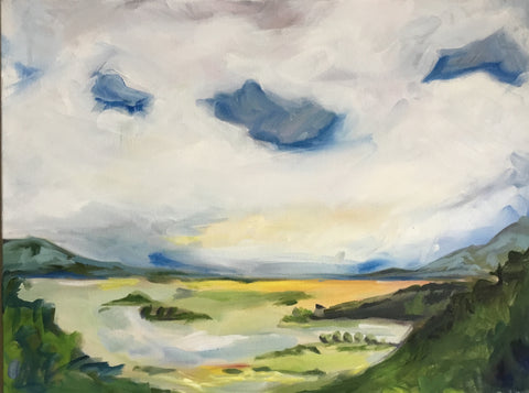 View Of the  Valley- Susie Elder