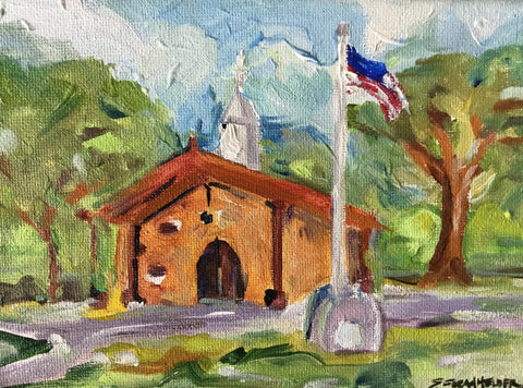 Warren's Chapel- Susie Elder