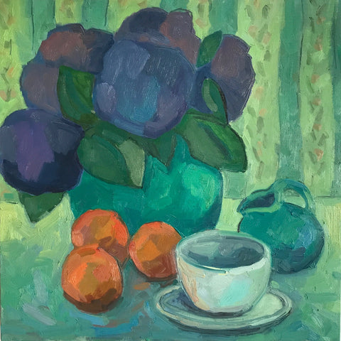 Tea in England- Lynne Hamontree