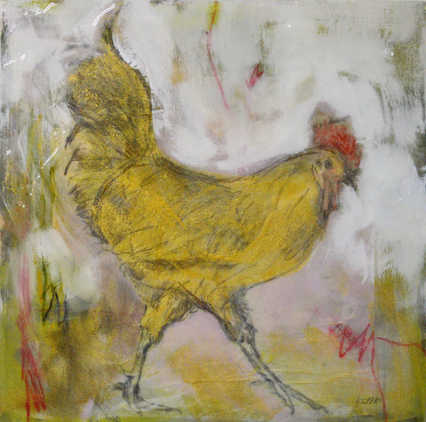 The Chicken that Laid the Golden Egg - Katherine McClure