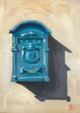 The Letter Box- Lisa Gleim