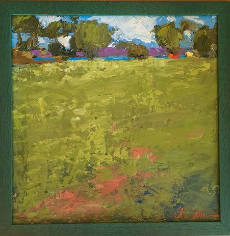 The Field at the Lake- Susie Callahan