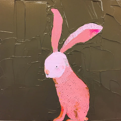 Blush Rabbit- Trevor Mikula