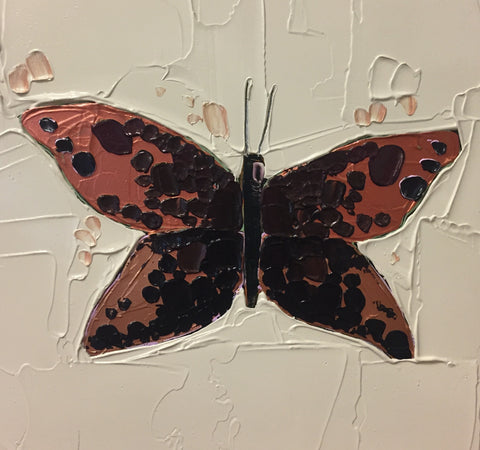 My Metallic Butterfly- Trevor Mikula