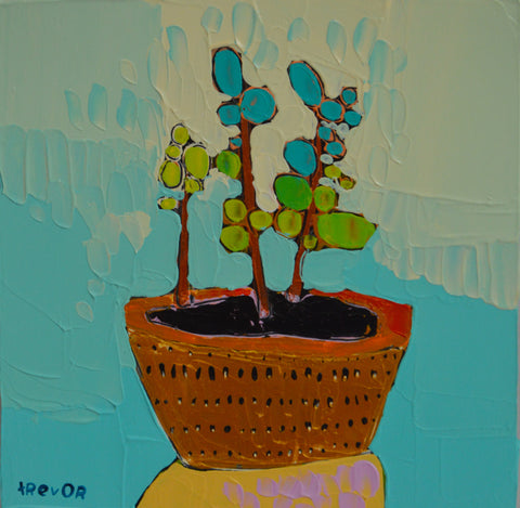Golden Pot - Trevor Mikula