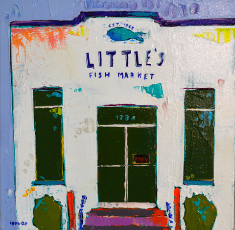 Little's Fish Market - Trevor Mikula