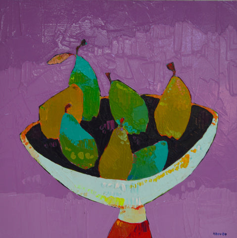 Purple & Pear Dance - Trevor Mikula