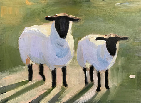 Two Ewe - Lisa Gleim