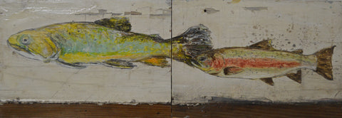 Two Trout - Katherine McClure