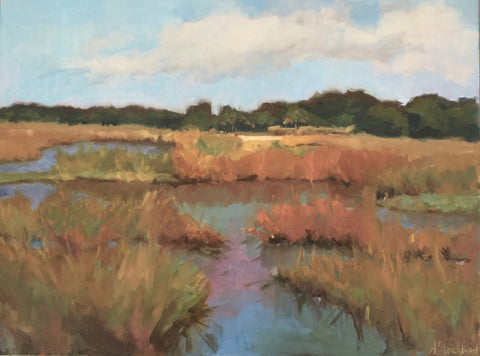Untamed Wetlands - Anne Strickland