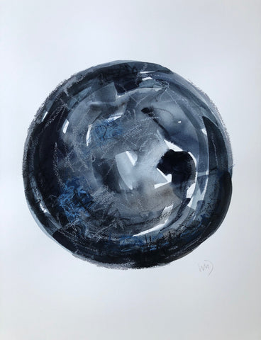 Blue Sphere III- Wendy Doak