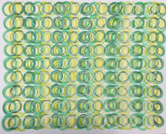 Green Circles - Wendy Doak