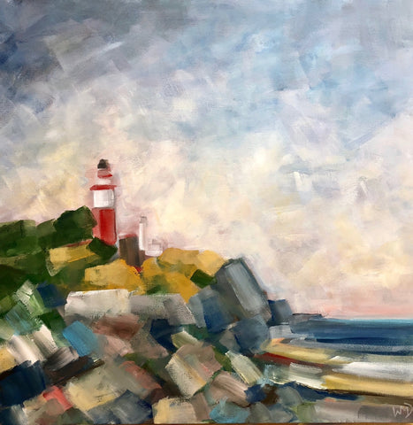 Lighthouse-  Wendy Doak