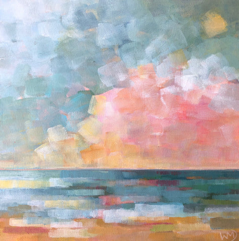 Sunset Ocean 1- Wendy Doak
