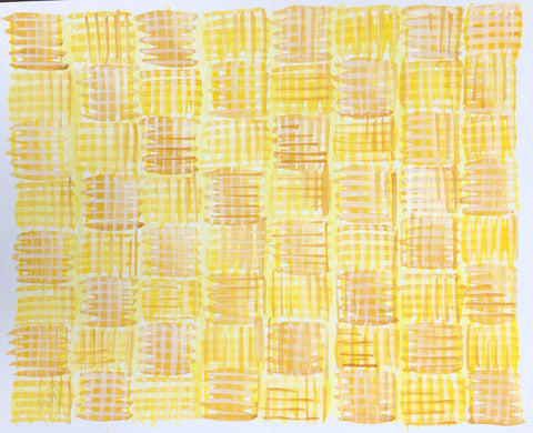 Yellow Snaps II - Wendy Doak