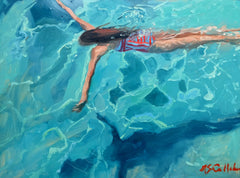 Water Gliding- Susie Callahan
