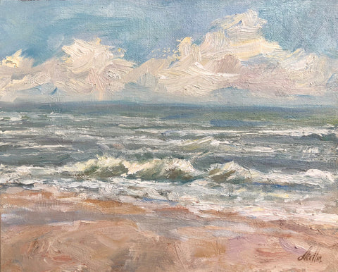 Waves I- Tammy Medlin