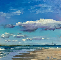 Windy Beach- Susie Callahan