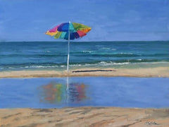 Beach Umbrella- Susie Callahan