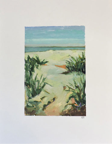 Beach Grass- Lynne Hamontree