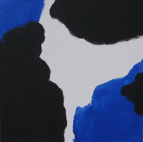 Blue & Black 1 - Linda Elksnin