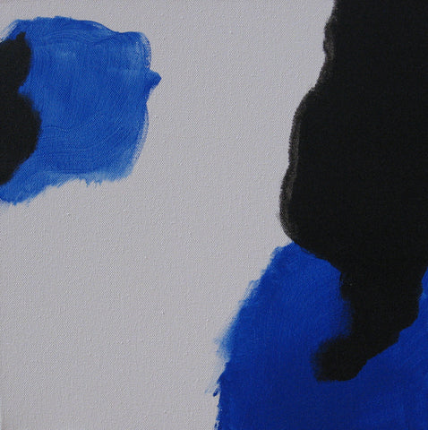Blue & Black 4 - Linda Elksnin