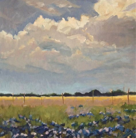 Blue Bells- Anne Strickland