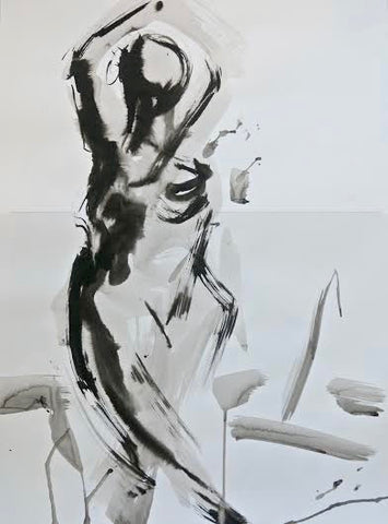 Ink and Water Flow I - Anne Darby Parker