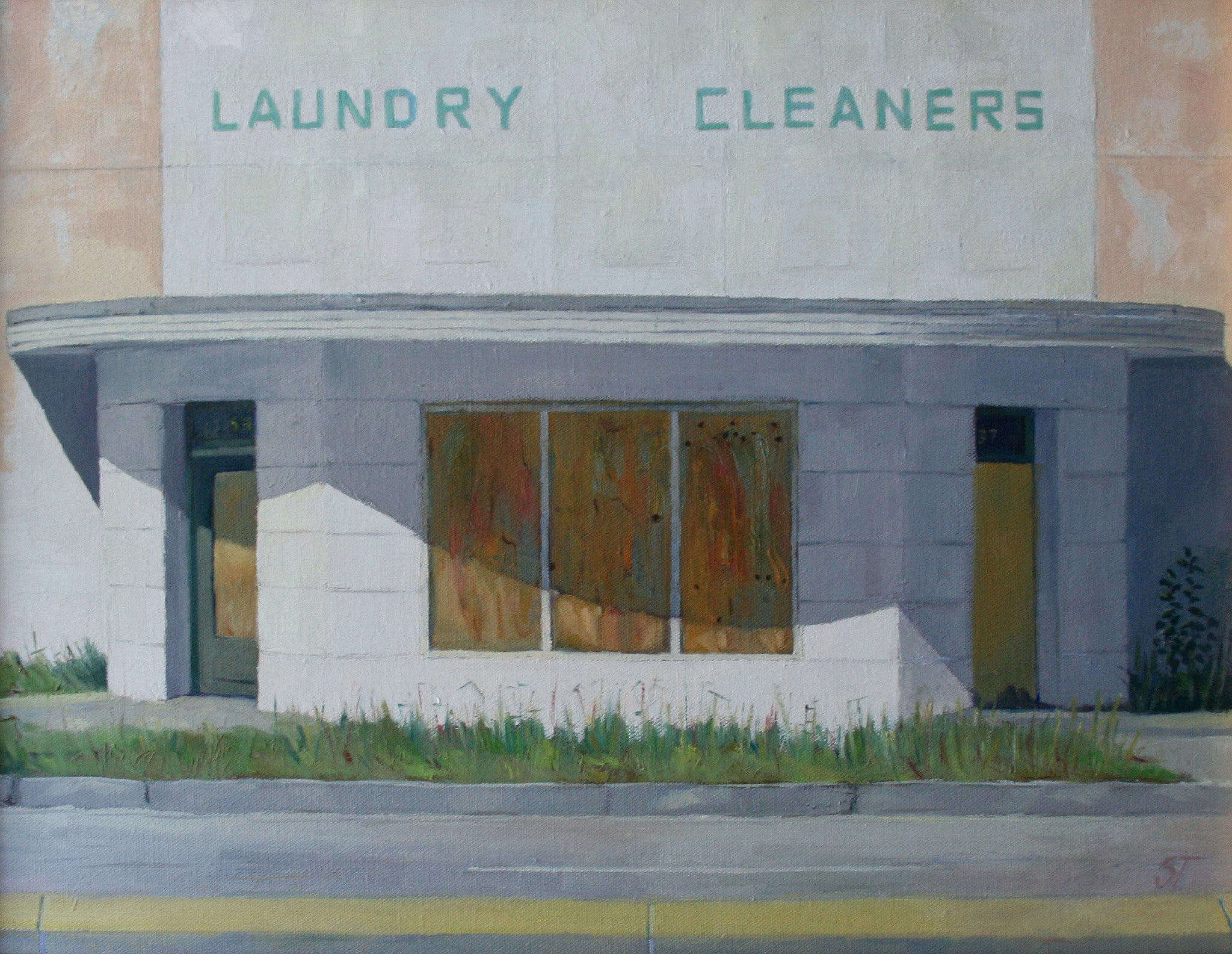 Copleston's Laundry