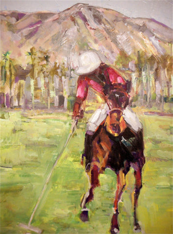 Beach Polo - Langford Barksdale