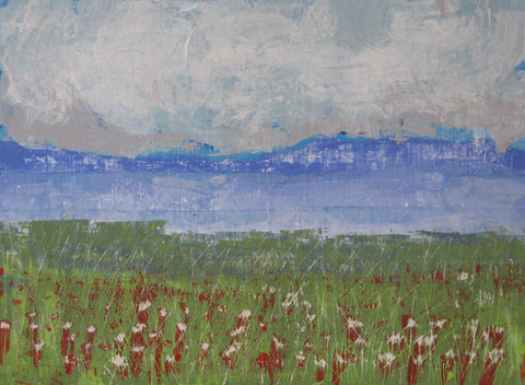 Mountain Meadow - Linda Elksnin