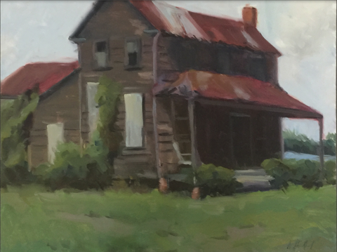 Old Homeplace - Anne Strickland