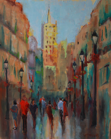Paris Afternoon - Susan Westmoreland