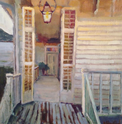 Shutters - Anne Strickland