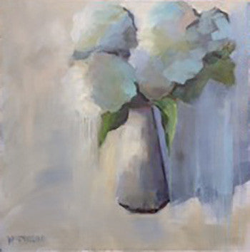 Hydrangeas Commission - Susan Westmoreland
