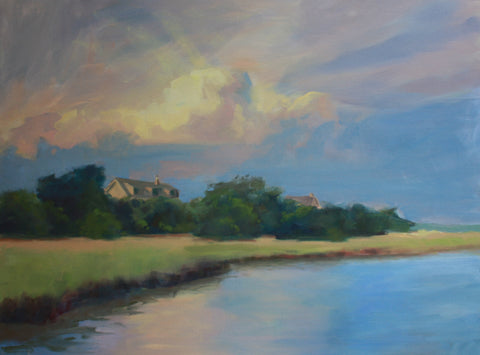 Lowcountry Sunset- Susan Westmoreland