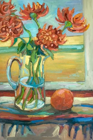 Still Life By A Window- Lynne Hamontree