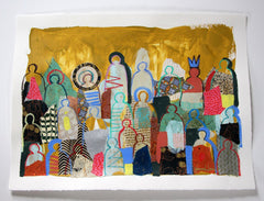 Crowd On Paper 16 - Hannah Lane