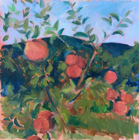 Blue Ridge Orchard - Christen Yates