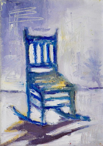 Rocking Chair- Susie Elder