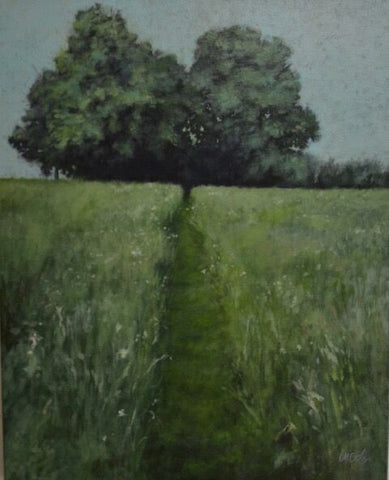 Path in the Grass - Jane Ingols
