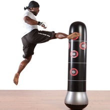 Load image into Gallery viewer, Inflatable Boxing Punching Bag