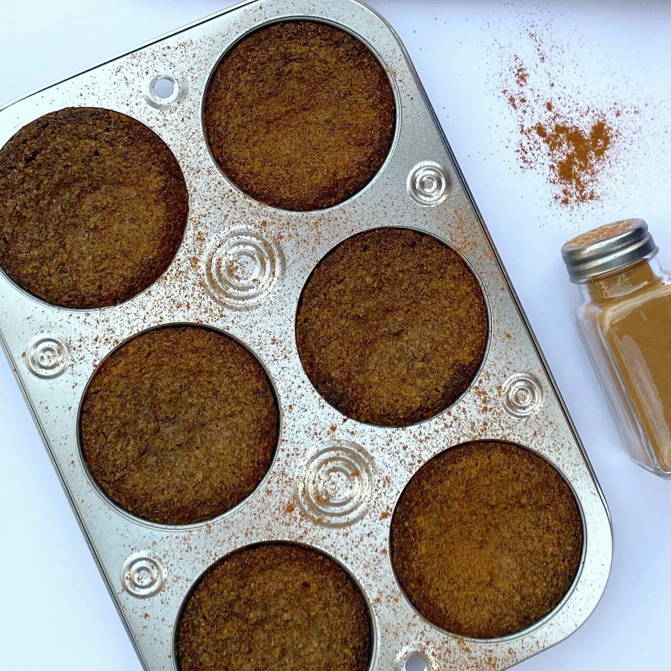 nuffin muffin keto low carb sugar free fiber