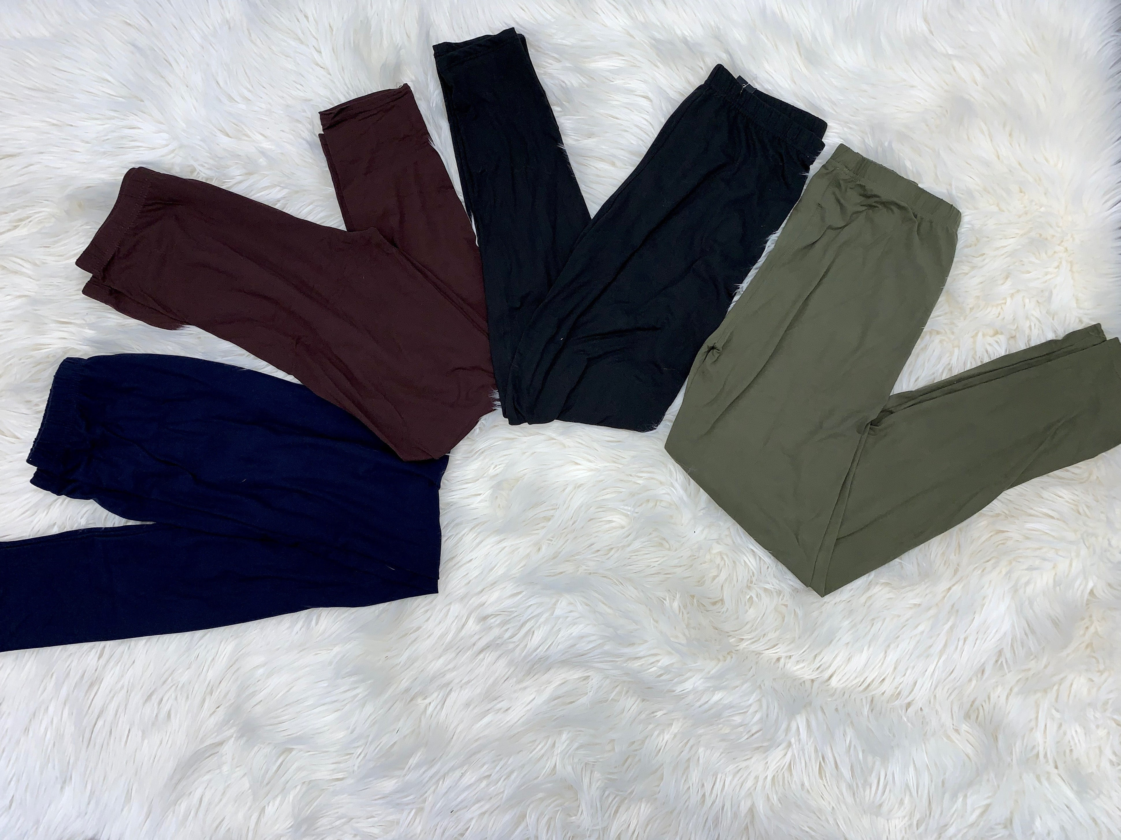 OS THIN BAND LEGGINGS