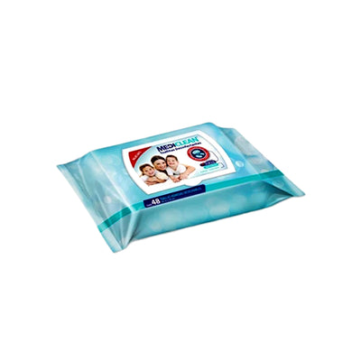Wipes Antiviral Protection