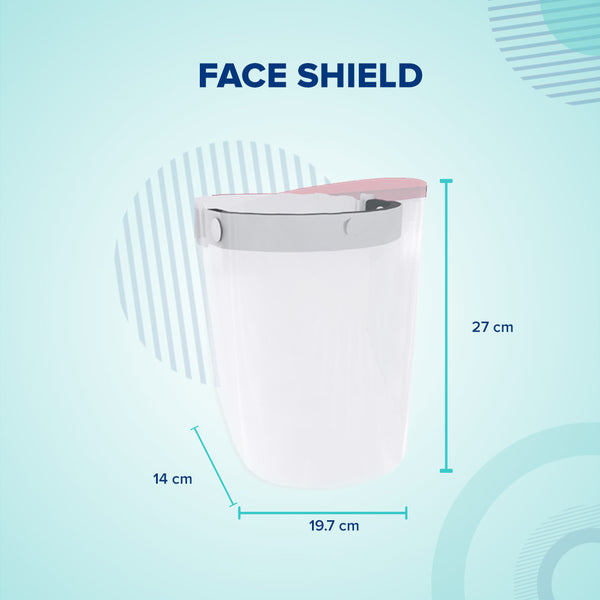 Face Shield Reusable Product Medically Approved