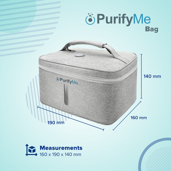 PurifyMe Sterilizing Bag