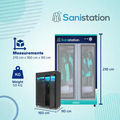 SaniStation - Effective and Fast Sterilization